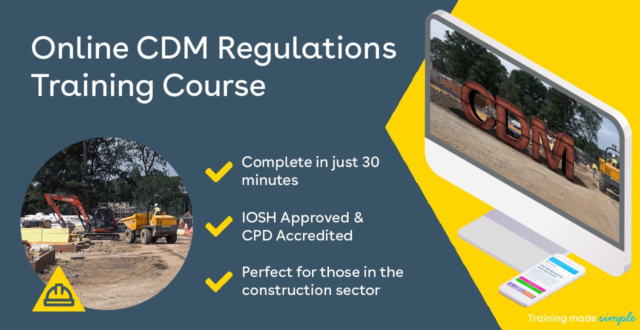 Online CDM training
