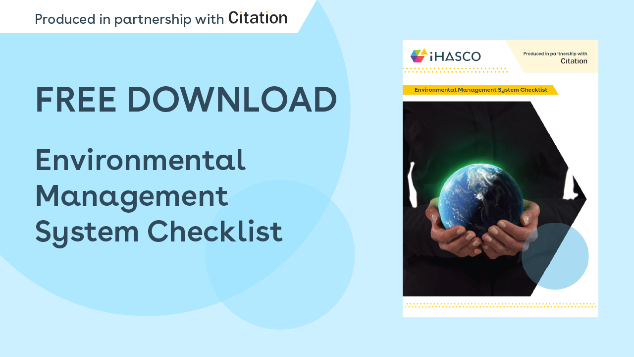 Free download - Environmental management system checklist