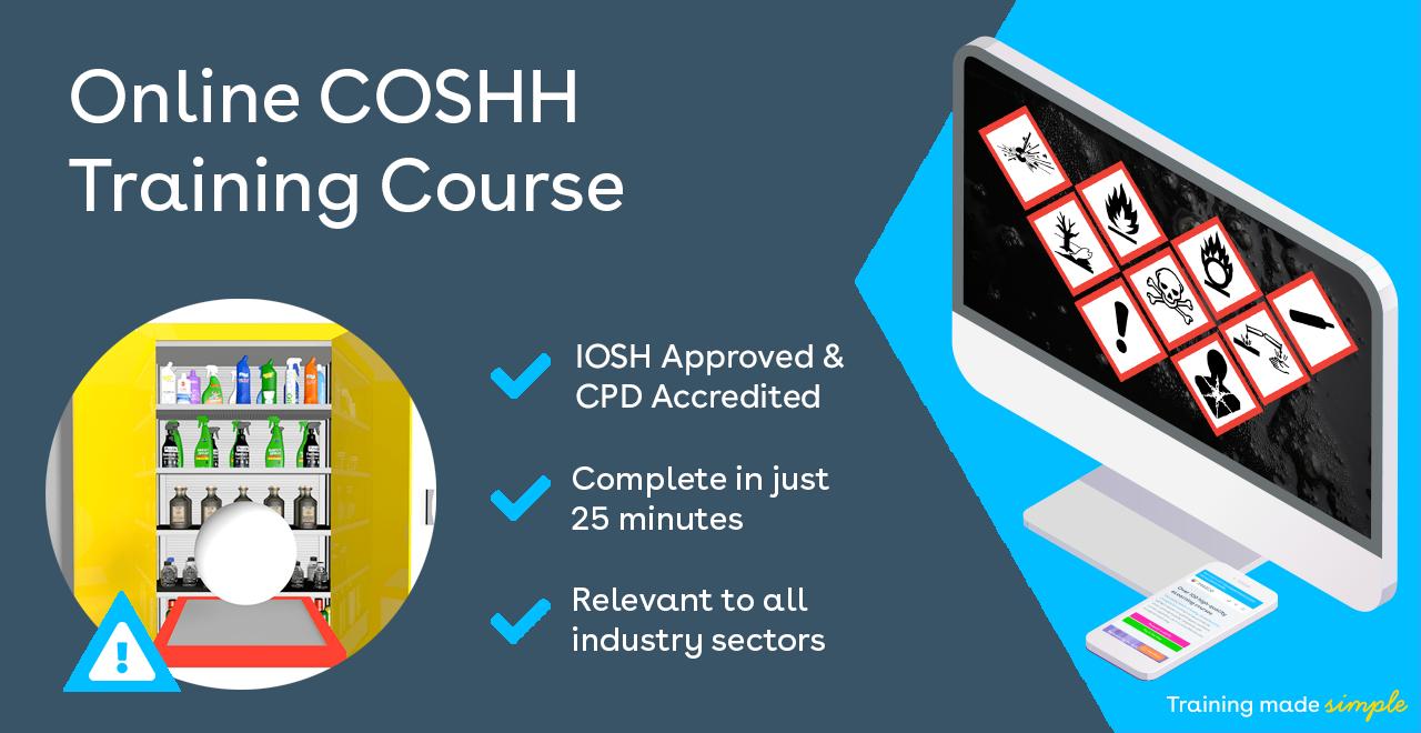 COSHH Training Course