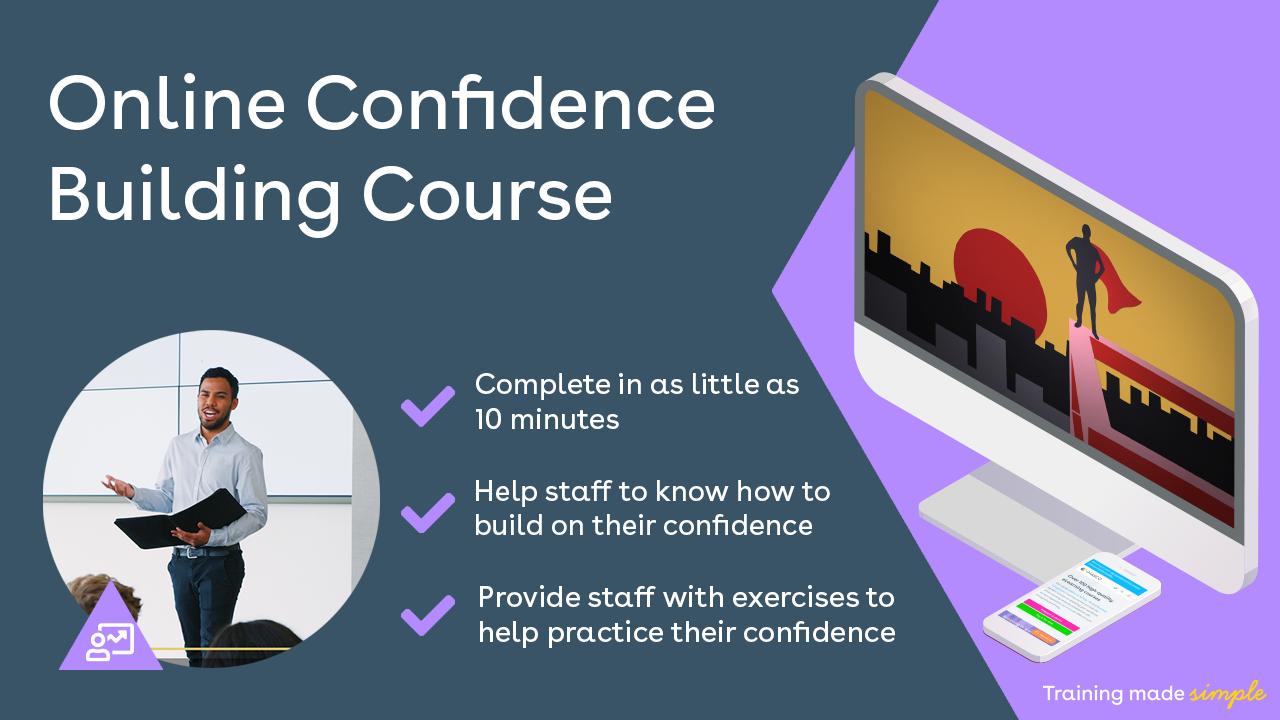 Confidence Building Training Course
