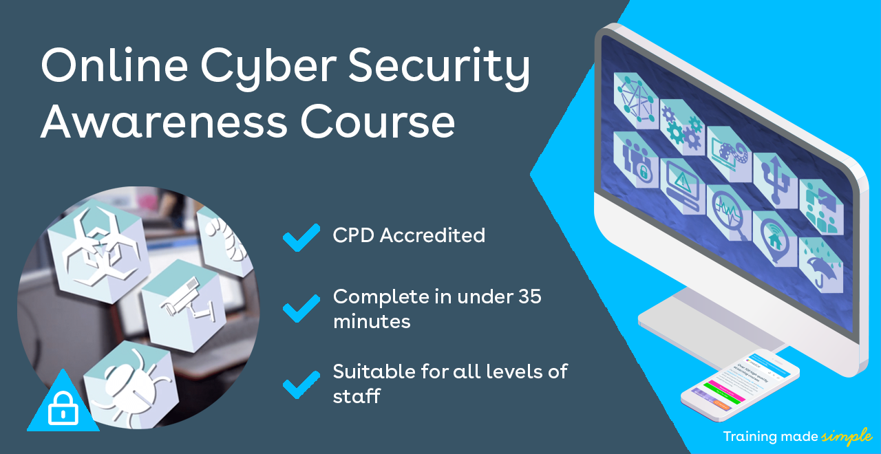 Online Cyber Security Awareness Training