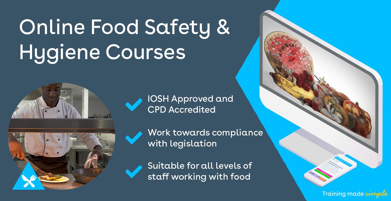 Food Hygiene Training Promotional Image