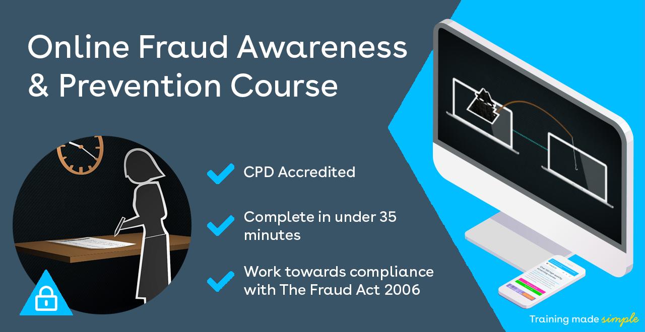 Fraud Awareness & Prevention training