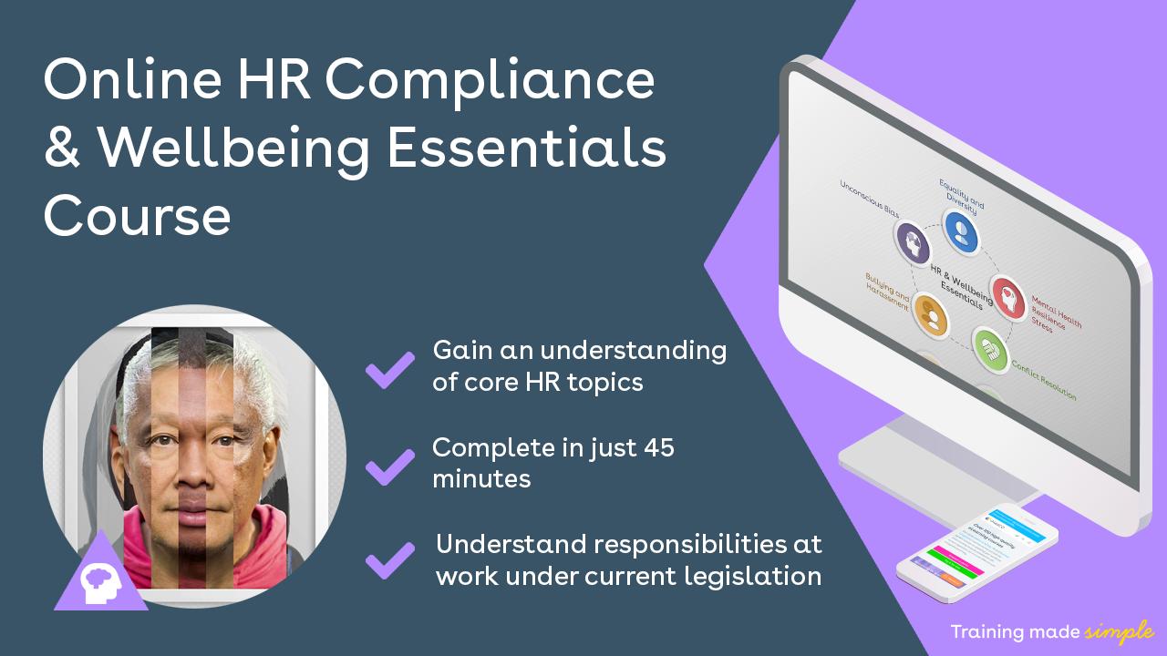 HR Compliance Training