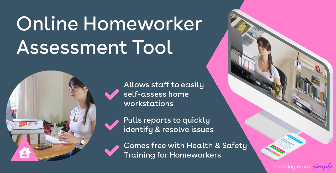 Online Homeworking Assessment Tool