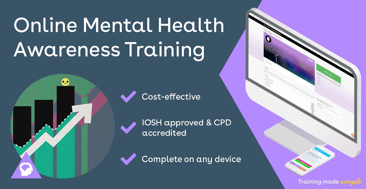 Online mental health awareness training