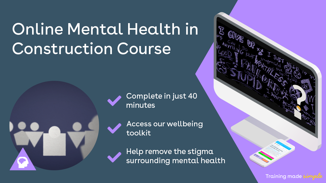 Mental Health in Construction Training