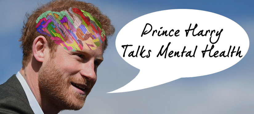 prince harry explains the importance of mental health