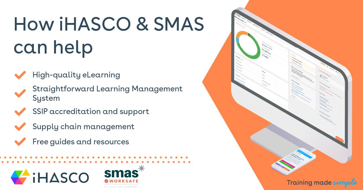 How iHASCO and SMAS can help