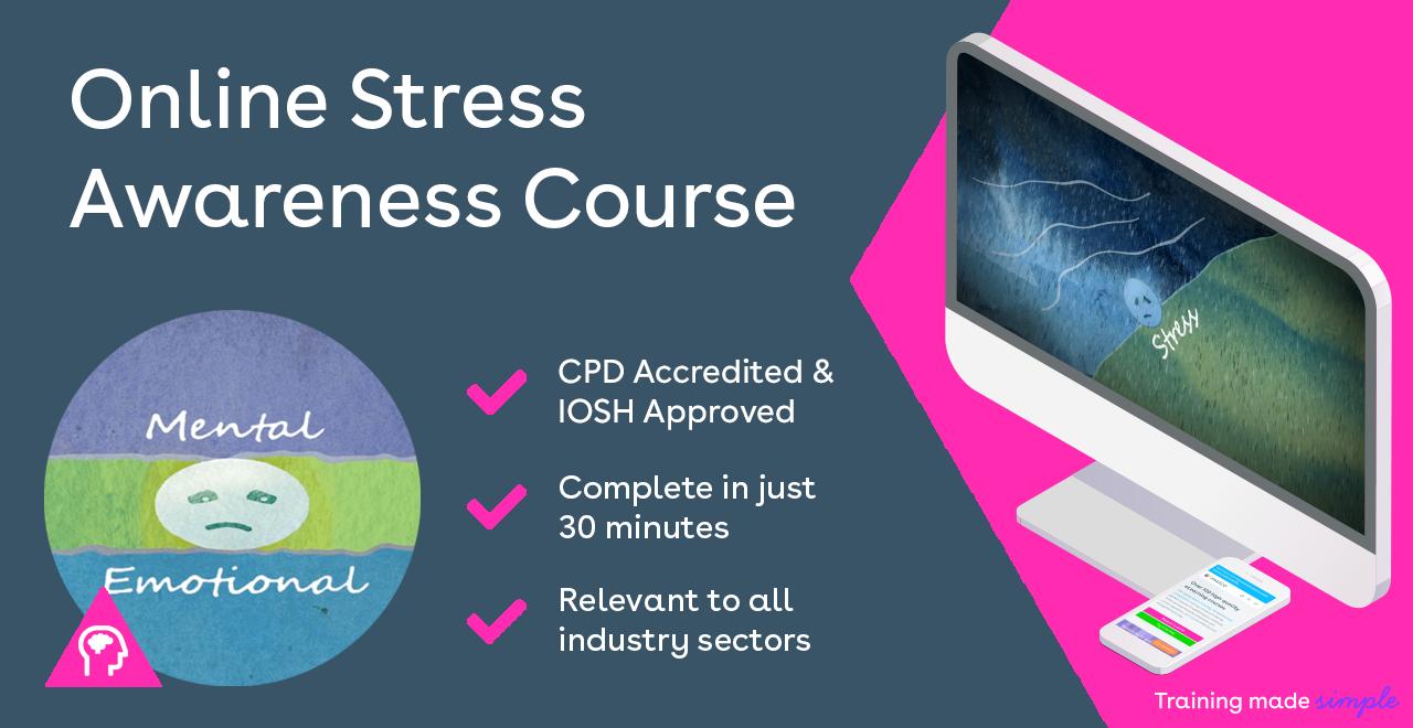 Online Stress Awareness Training Course