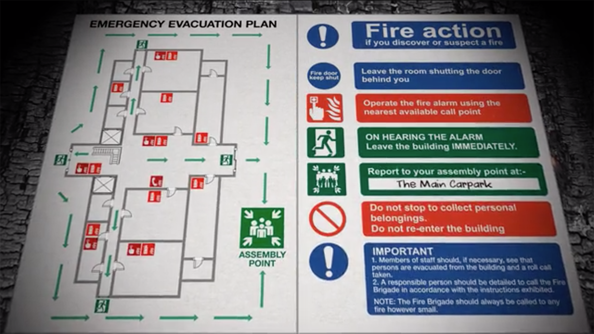 Unlimited fines for those who breach fire safety regulations