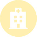 Essential bundle icons in yellow circles