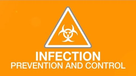 Infection Prevention & Control youtube thumbnail