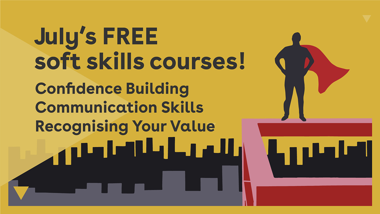 July's free soft skill course!
