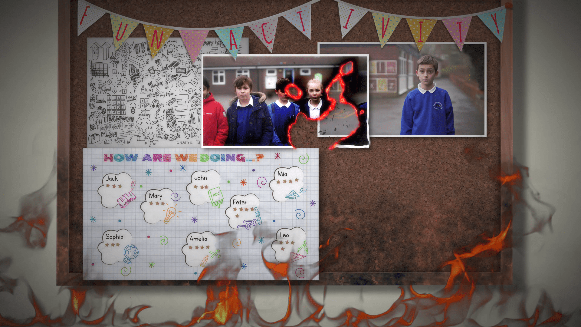 Fire Awareness in Education version 2