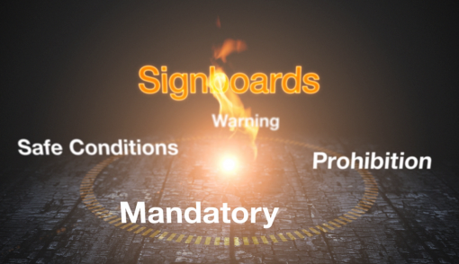 Fire signage can save lives, we look at signage in part 2 of our Fire Warden training.