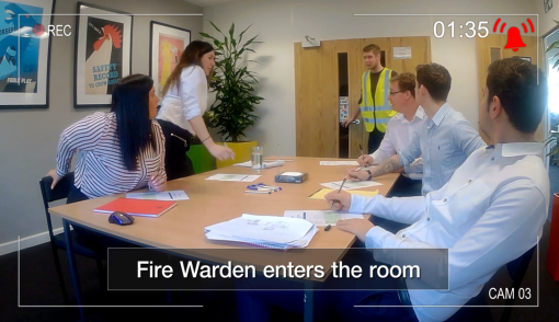 In section 4 of our Fire Marshal and Warden training we look at reactive duties.