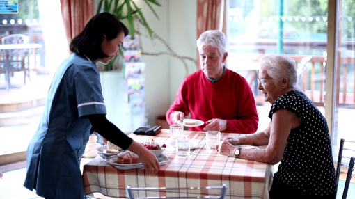 Fluids & Nutrition in Care - Section 3: Promoting Adequate Nutrition & Hydration