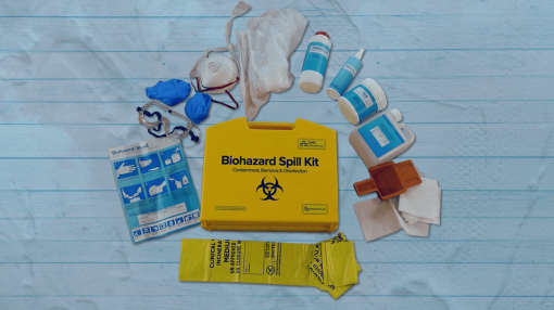 Image of a spill kit
