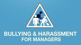 Bullying - Management youtube thumbnail