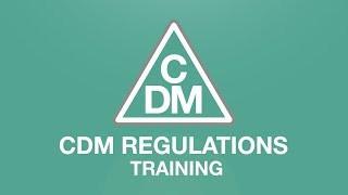 CDM training youtube thumbnail