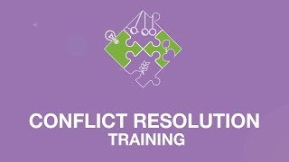 Conflict resolution training youtube thumbnail
