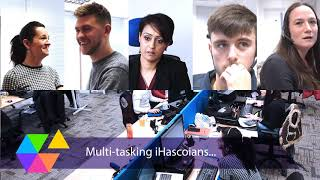 The making of our course youtube thumbnail