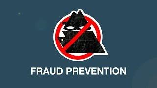 Fraud prevention training youtube thumbnail