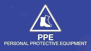 PPE Training youtube thumbnail