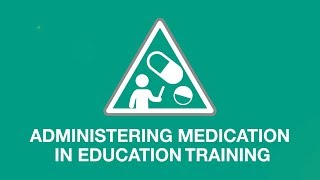Administering medication youtube thumbnail