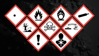 The COSHH symbols and their meanings youtube thumbnail