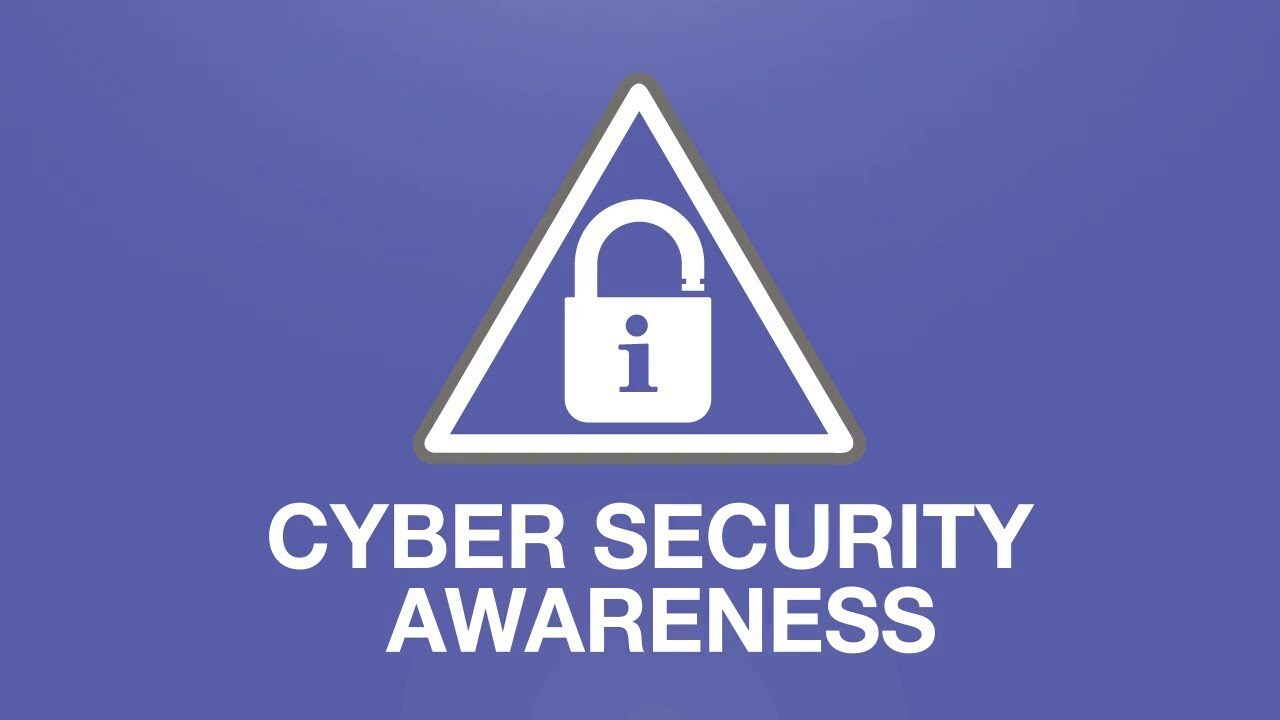 Cyber Security Training youtube thumbnail