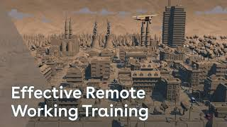 Effective Remote Working youtube thumbnail