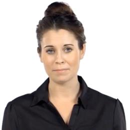Jessica Jay, a presenter of Fire Awareness Training