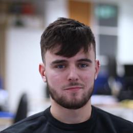 Portrait of Alex Cook