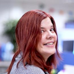 Portrait of Lisa Godding