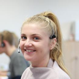 Portrait of Samantha Collier