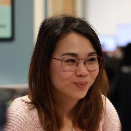 Portrait of Sylvie McCallion (Formerly Lin)